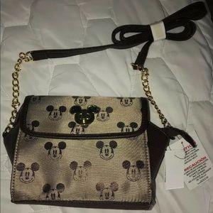 Disney Boutique Mickey Mouse Handbag NWT